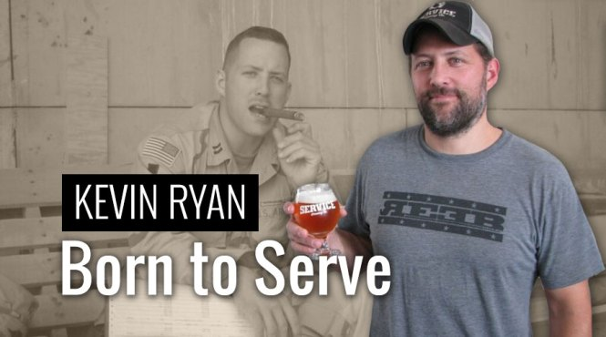 Kevin Ryan: Born to Serve