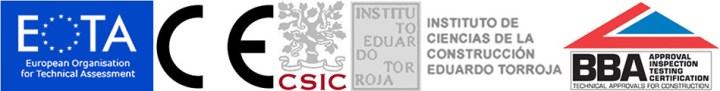 Certificazioni tecniche per i prodotti RESIMARMO-950