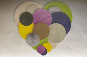 resina decorativa in scala RAL o NCS