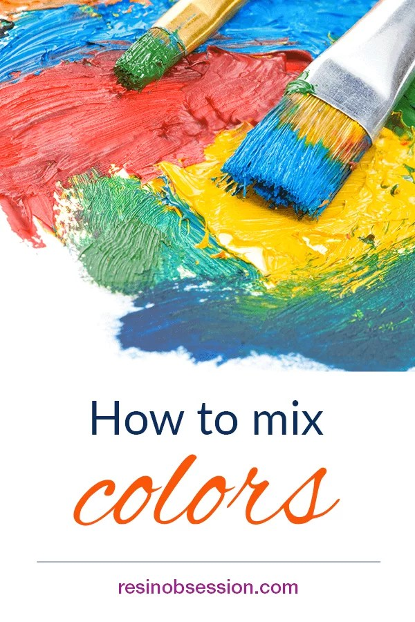 Color mixing advice