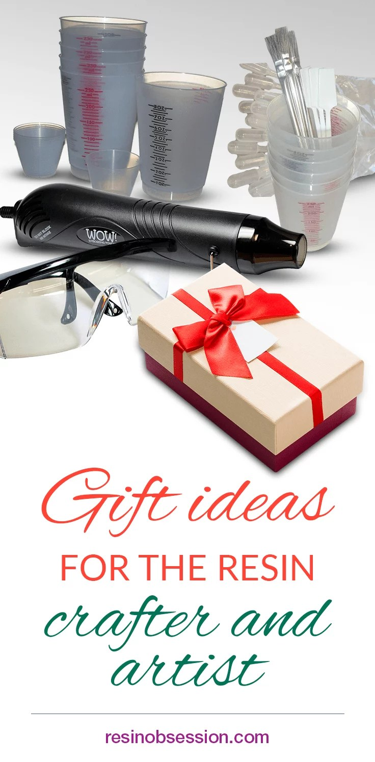 7 gift ideas for the resin crafter and artist