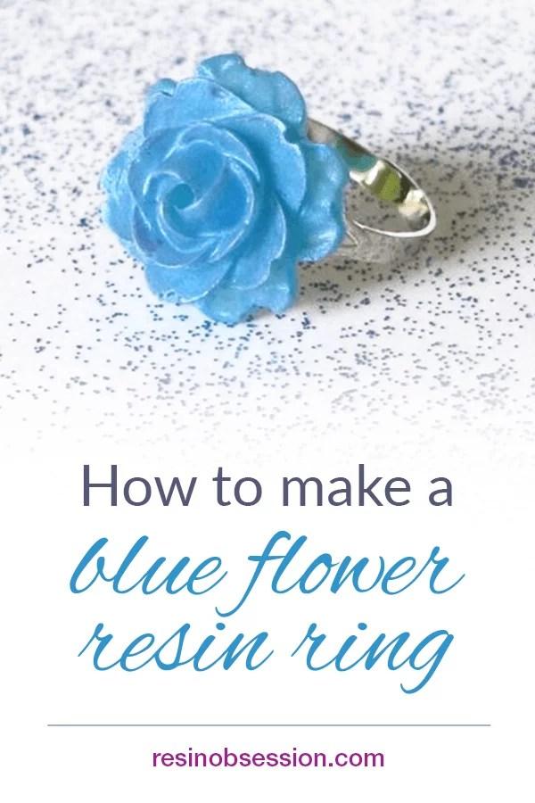 resin ring tutorial