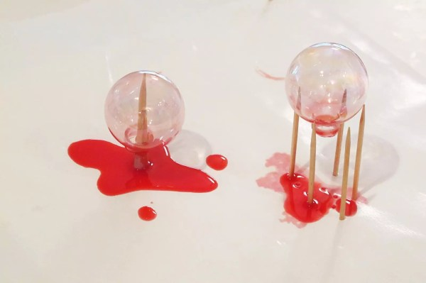 cured resin ornaments