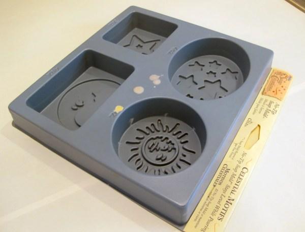 plastic soap mold