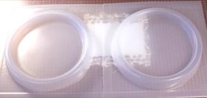 resin coaster molds