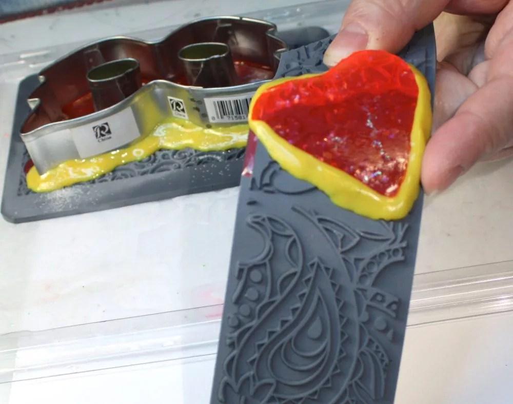 demolding resin