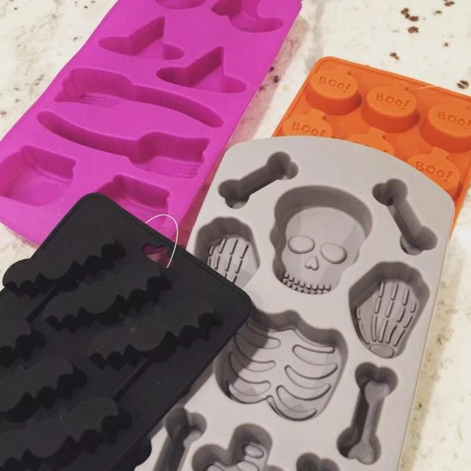 Halloween molds