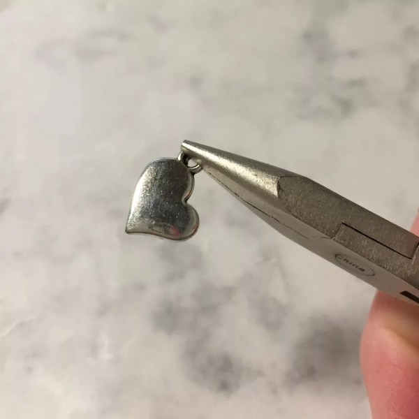 cutting a loop off a charm