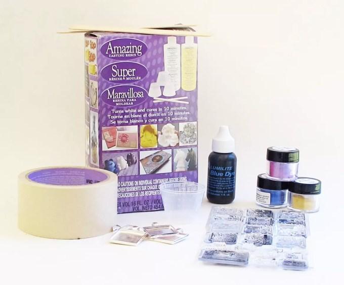 Alternative resin molds