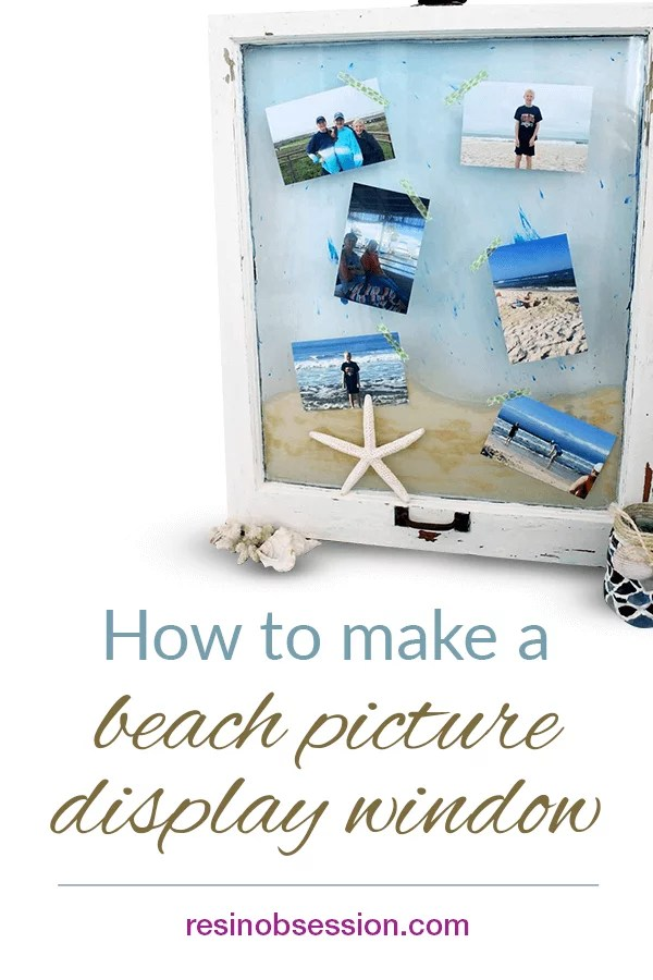 How to display beach pictures