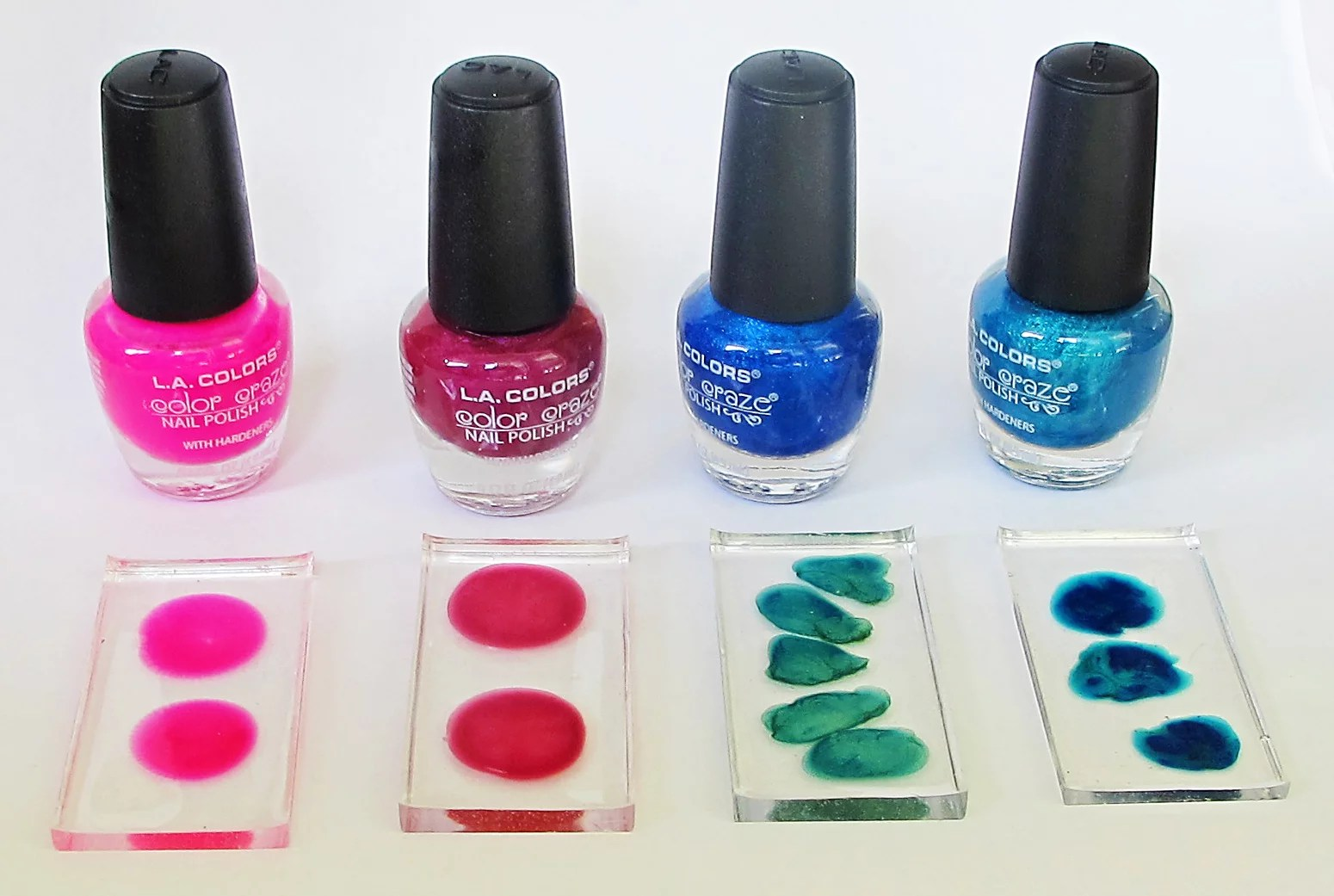 Resin and nail polish - Resin Obsession