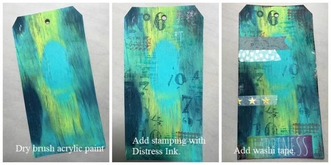 bookmarks made with resin