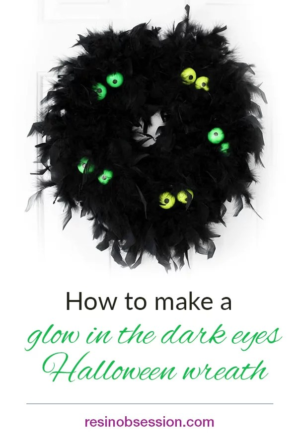 Halloween wreath project