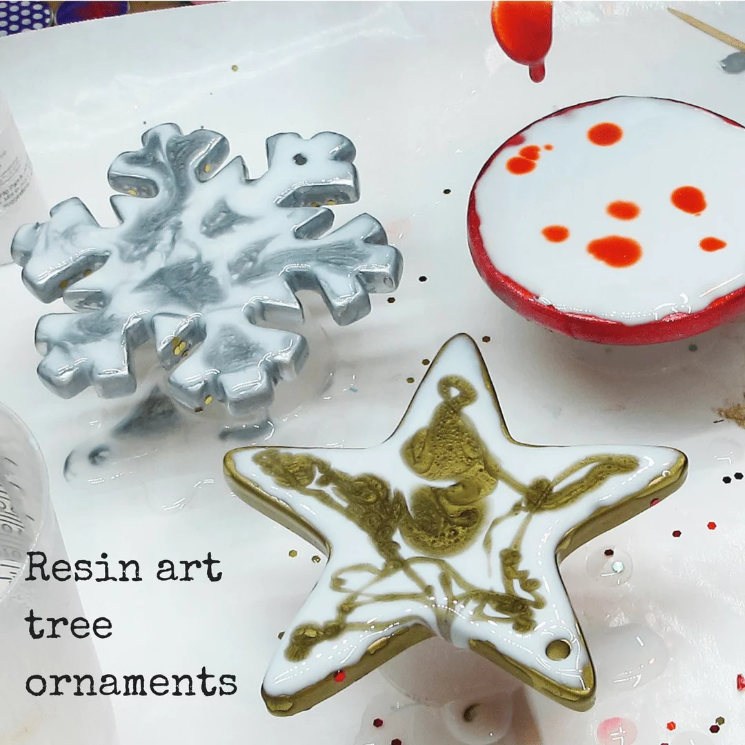 Resin Christmas Ornaments.Diy Resin Christmas Ornaments Resin Obsession