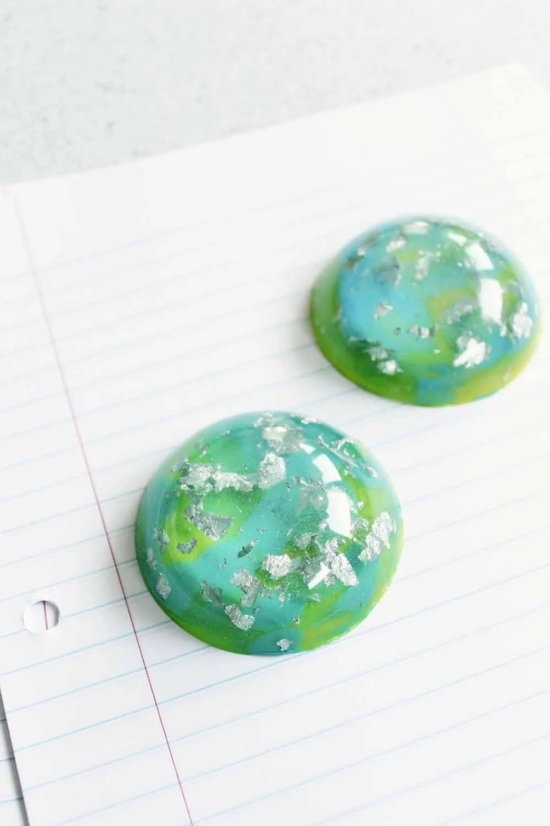 resin paperweights