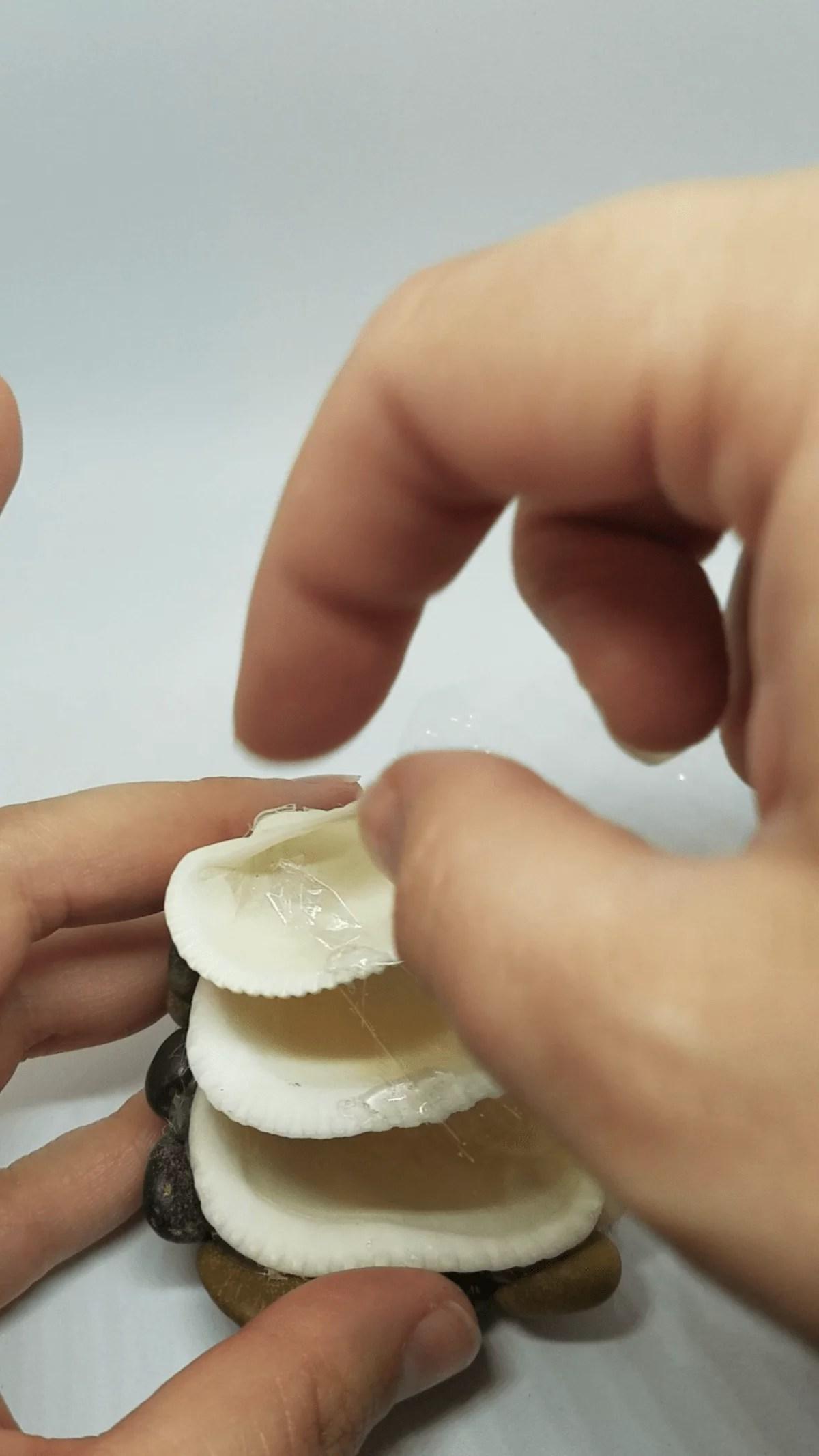 assembling shells