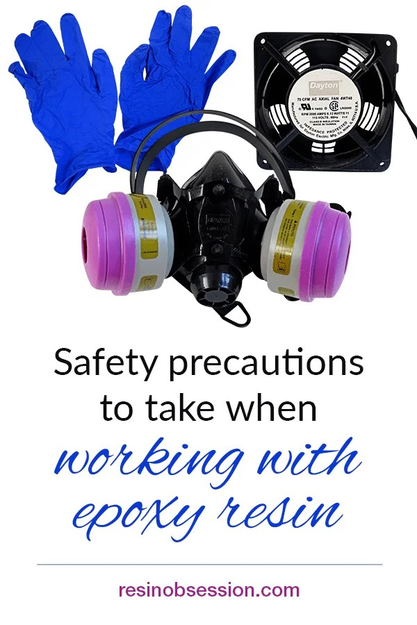epoxy resin safety precautions
