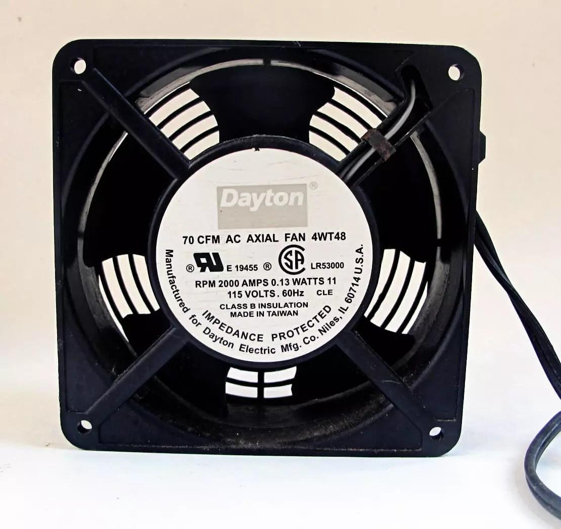desktop small fan