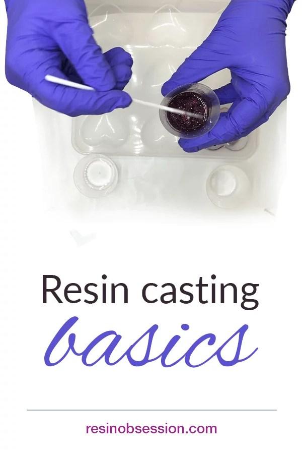 resin casting basics
