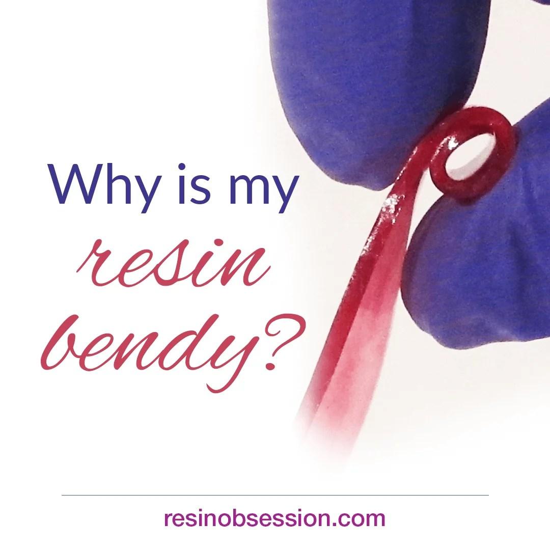 flexible resin