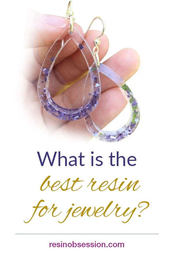 what is the best resin for jewelry