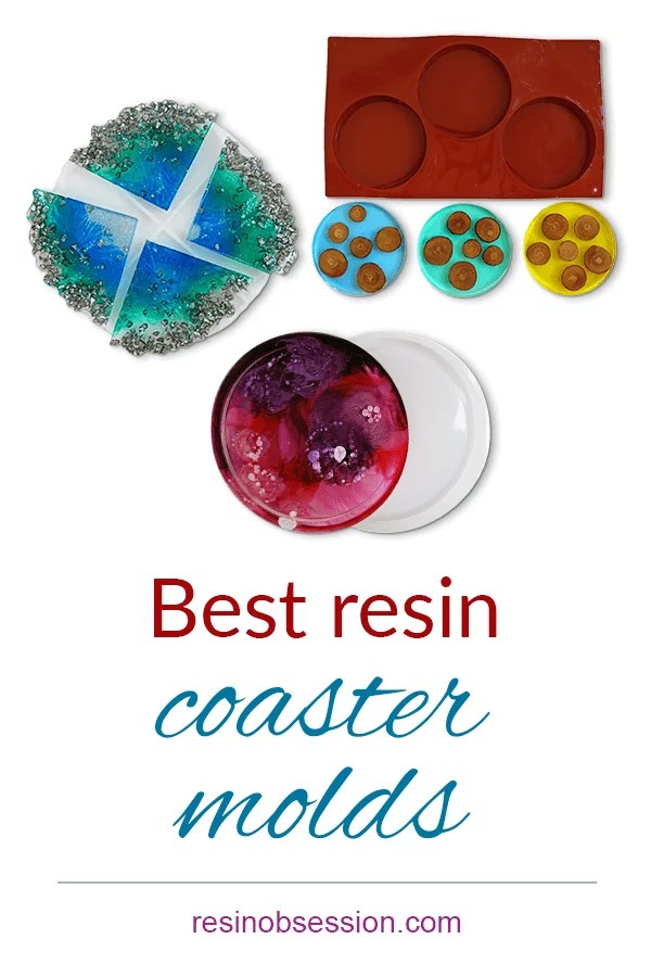 Best resin coaster mold projects