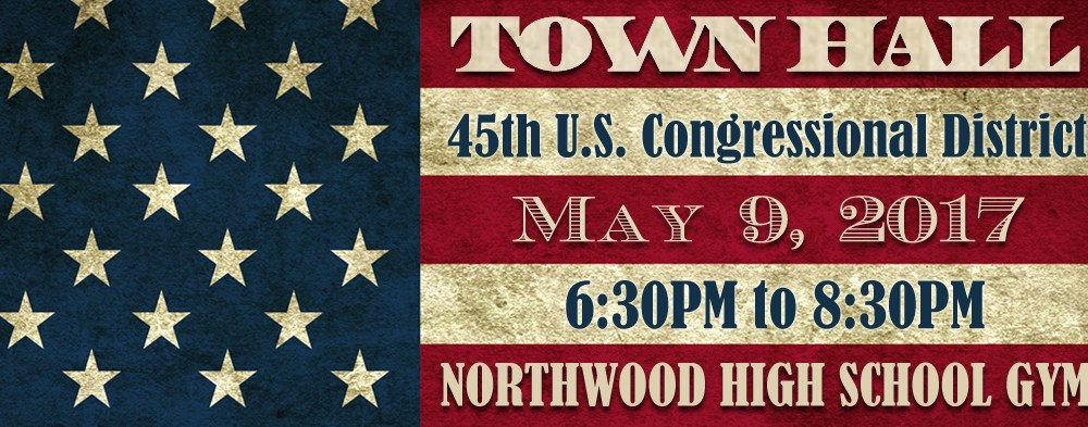 Town Hall With or Without Rep Mimi Walters