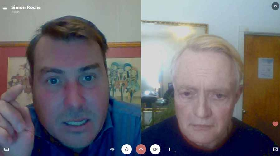 JdN interviews Simon Roche of the Suidlanders South African Civil     JdN interviews Simon Roche of the Suidlanders South African Civil Defense   on the current situation for whites in South Africa and the Van Rensburg  prophecy