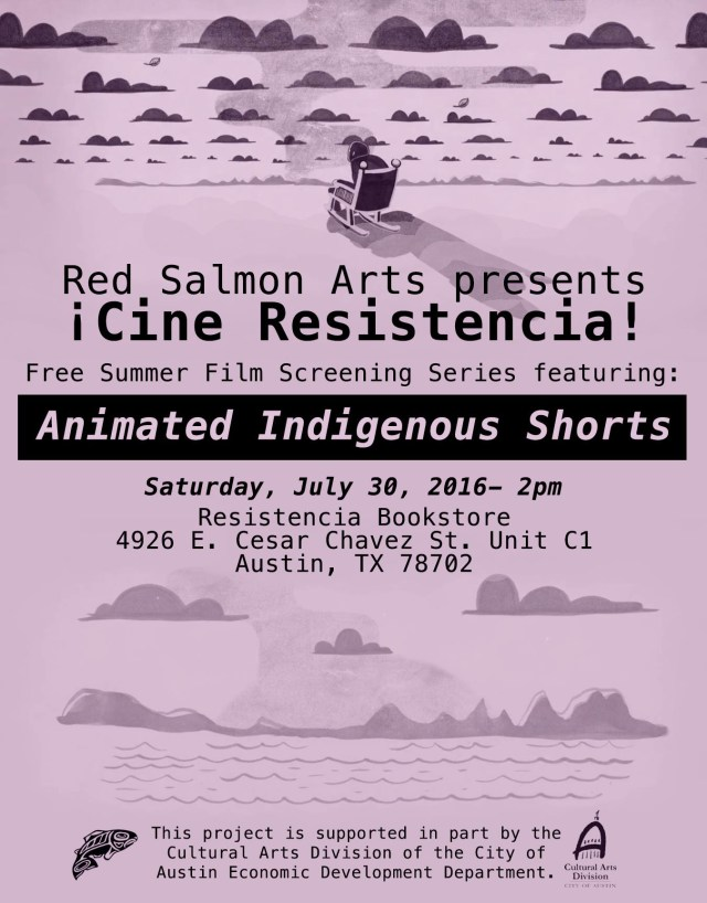 cine resistencia animated indigenous shorts