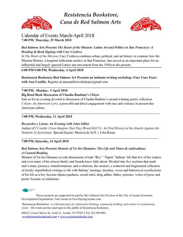 RSA_ResistenciaCalendario_Mar-Apr 2018(1)