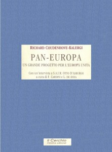 Image result for Pan-Europa. Un grande progetto - Richard Coudenhove