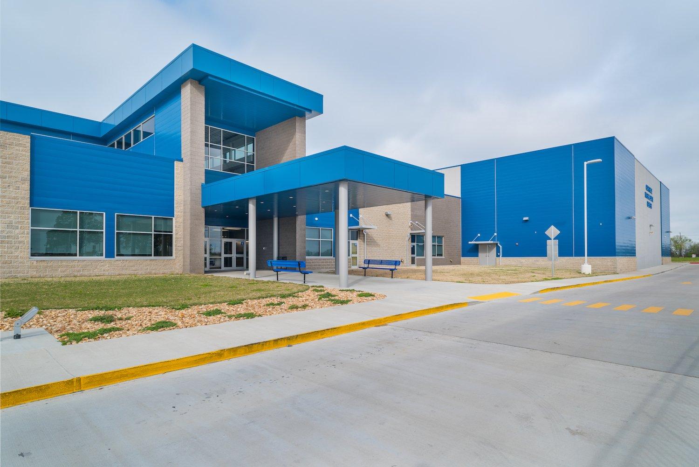 Carthage Intermediate School Commercial Contractors Joplin Mo Re Smith Construction