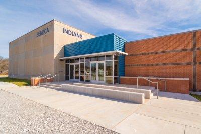 Seneca High School Safe Room | Seneca MO