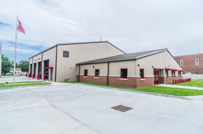 Nevada Fire Station Nevada MO