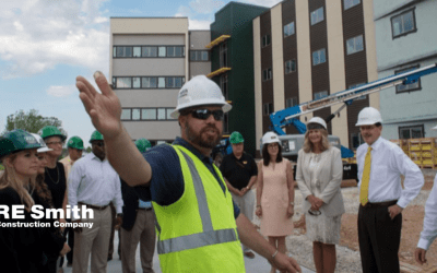 MSSU's New Lion Village Residence Hall Set For Completion Soon
