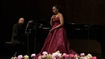 Pretty Yende pour une première au Grand Théâtre de Genève