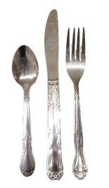 silverware rental