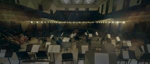 Photo d'une salle philarmonique