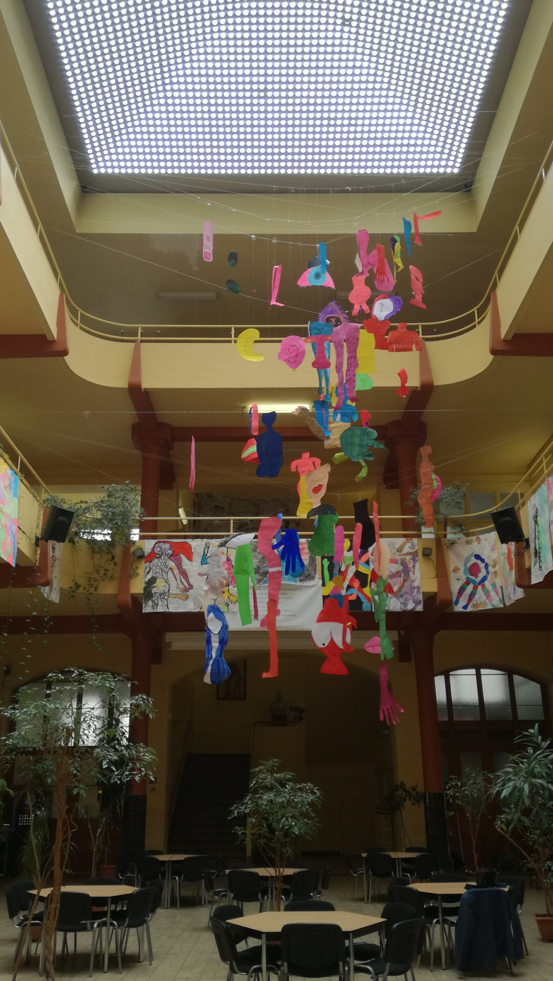 30 avril 2018 – Haute Ecole Francisco Ferrer – Atrium – Bruxelles