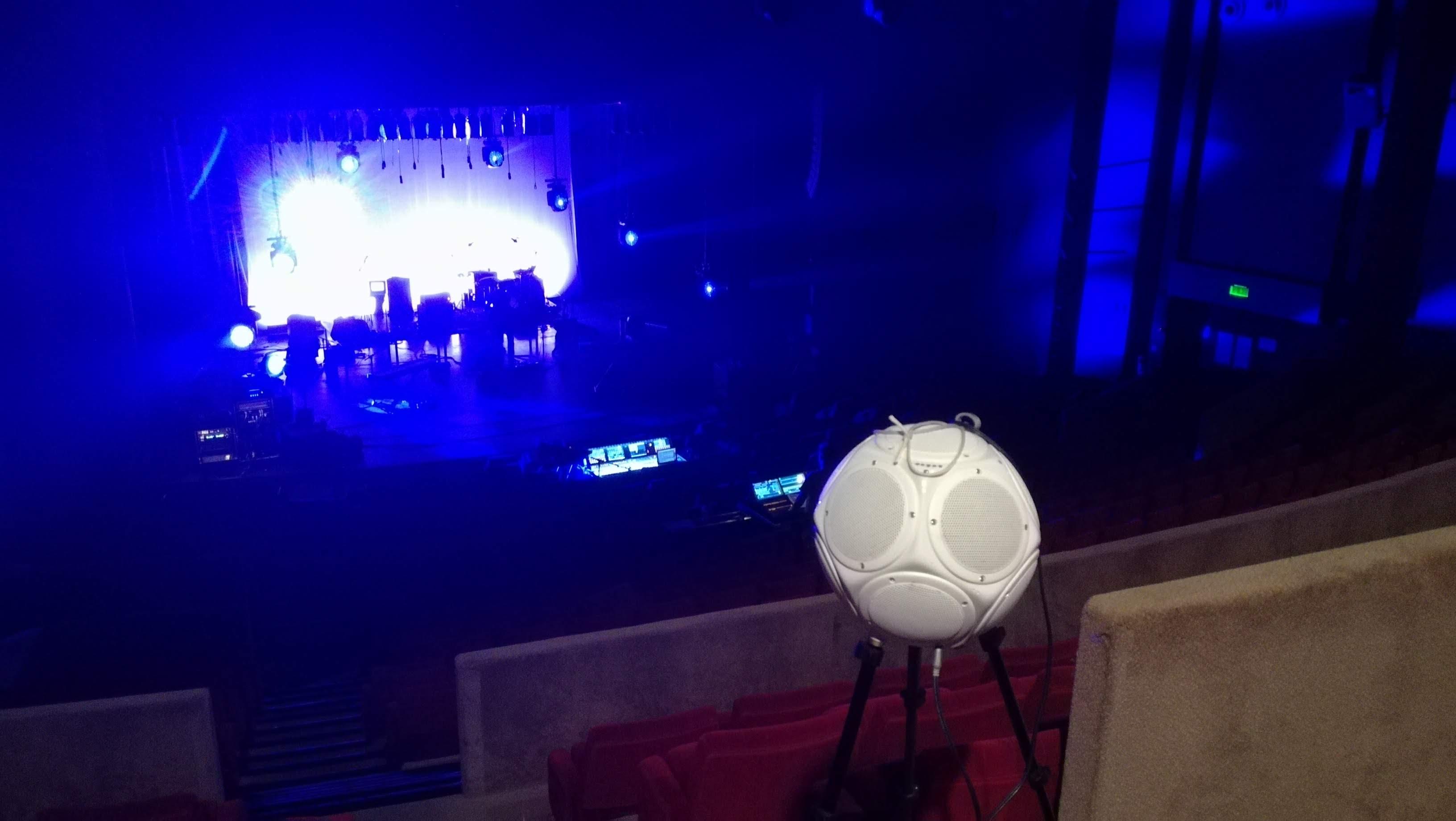 27 août 2018 – Centre Culturel d'Auderghem – Amélioration de l'acoustique entre salles