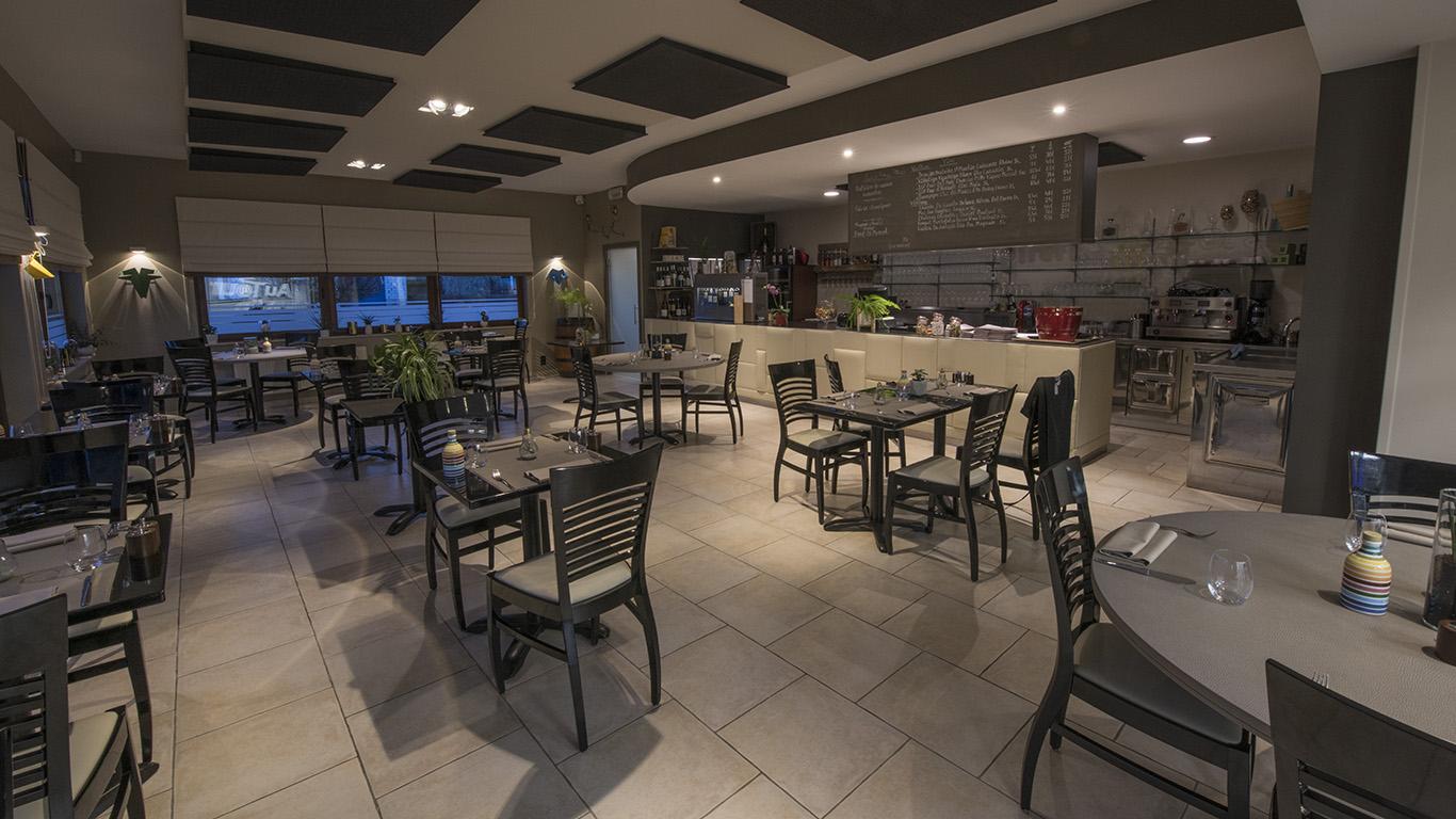 """29 novembre 2018 – Amélioration du confort acoustique du restaurant """"Au Tour du Vin"""" à Eghezée"""
