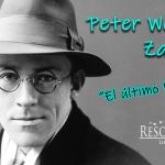 """""""El Último Mesías"""" Peter W. Zapffe"""