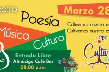 Cultivarte 28 Marzo 02 - CultivARTE -> Evento 28 de Marzo (Almacigo Café Bar)