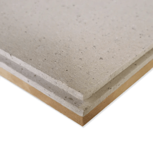 ResoDeck WF dry screed acoustic flooring with a woodfibre resilient layer