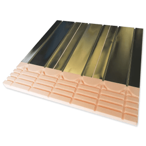 Resotherm XPS AR underfloor heating boards