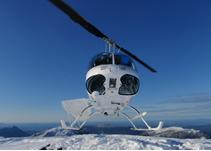 Whistler Helicopter Transportation :: Vancouver Whistler Helijet