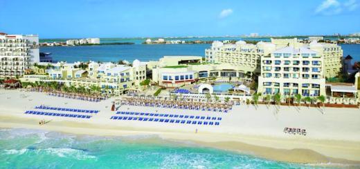 Gran Caribe Resort & Spa Cancun All Inclusive