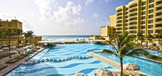 The Royal Sands All Inclusive Resort Cancun