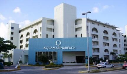 Aquamarina Beach Cancun