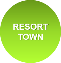 Find an Employer by Resort Town